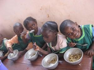 Dzieci w Afryce
